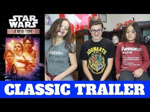Star Wars Episode Iv Eine Neue Hoffnung Trailer Zur Wiederveroffentlichung Youtube