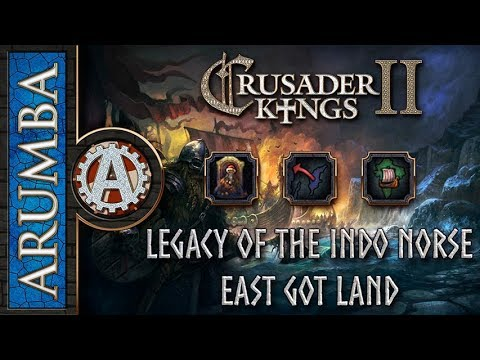 CK2 Legacy of the Indo Norse East Got Land 39
