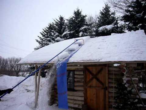 Avalanche Sn 248 Rydding Av Tak Doovi
