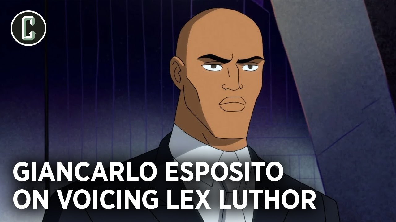 Harley Quinn: Giancarlo Esposito's Lex Luthor Is a Person of Color