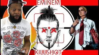 Eminem - KillShot (This is what I was waiting for) | Reaction