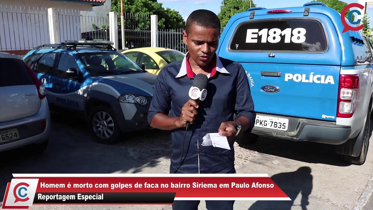 Paulo Afonso: Confira as notícias destaques na TV Aratu SBT e no CHICOSABETUDO.