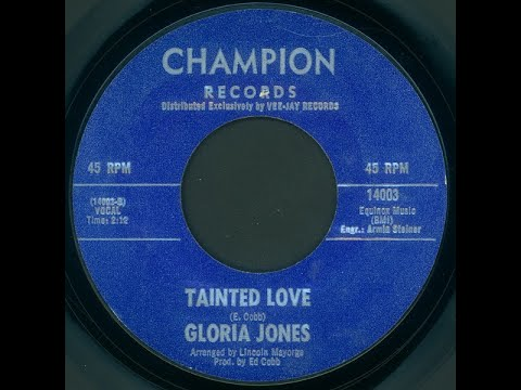 Клип Gloria Jones - Tainted Love