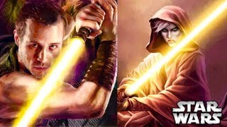 Why Were Yellow Lightsabers So Rare For Jedi? - Lightsabers Explained