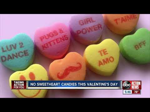 Nathalie Rodriguez - No Sweethearts Candies This Valentine's Day