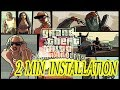 HOW TO DOWNLOAD INSTALL GTA SAN ANDREAS LATEST VERSION FOR PC FREE 2018 WINDOWS 7/8/10/XP in telugu