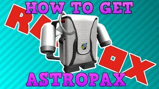 How to Get AstroPax | Roblox Moon Tycoon Voltron Universe Event