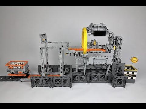 Akiyuki Train Elevator and Rotary Dumper GBC Updates