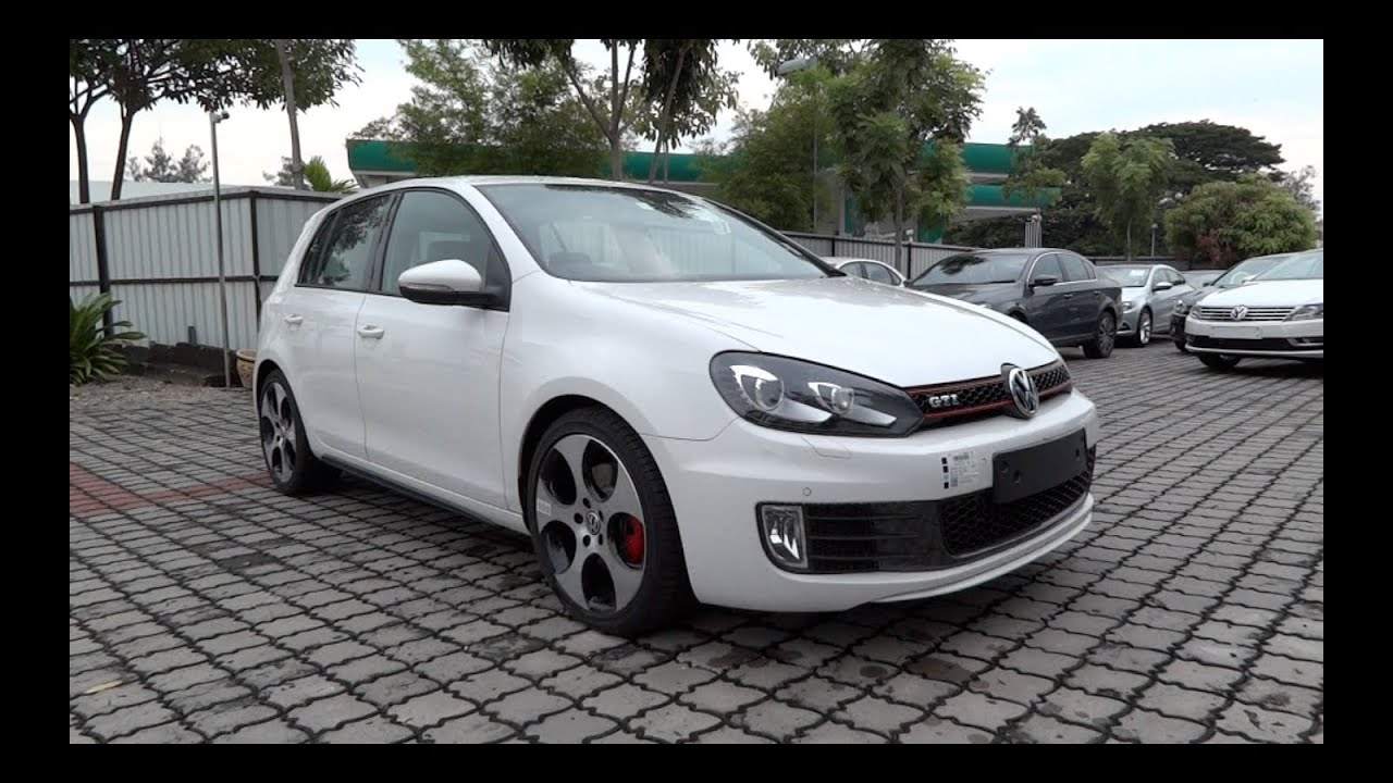 2012 Volkswagen Golf Gti Start Up And Full Vehicle Tour