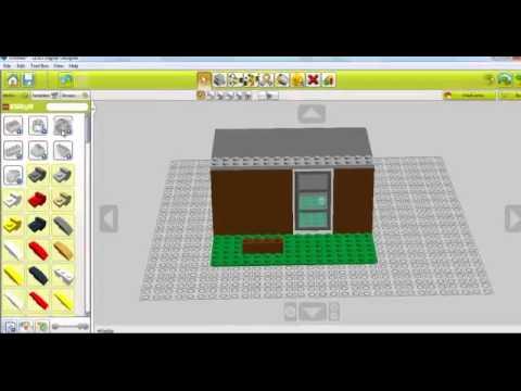 Обзор программы-игры Lego Didgital Desinger