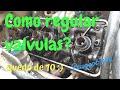Como Regular Valvulas? | Peugeot 504