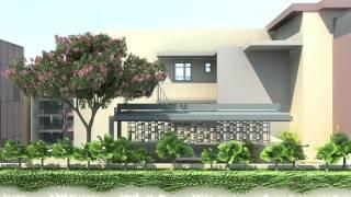 3D Animation Walkthrough Amore Executive Condominium at Punggol Singapore