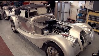 Morgan Motor Company: The Most Honest Car Factory in the World  - /DRIVEN thumbnail
