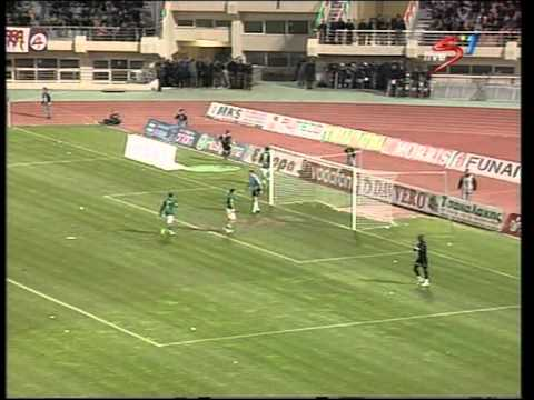 Aleksandar Simic goals and highlights greece