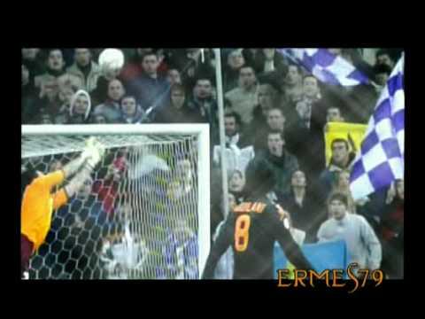1/8 finału Ligi Mistrzów Real - AS Roma 2007/2008