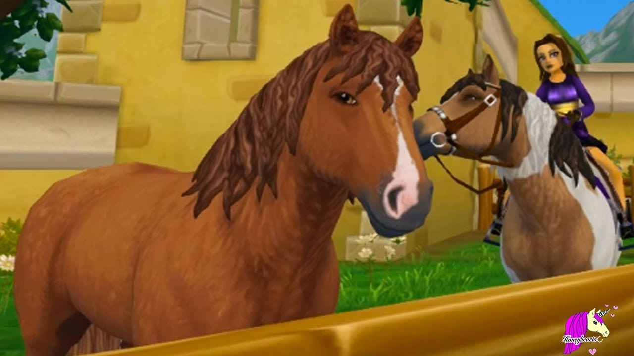 Buying New Curly Horses Let's Play Star Stable Online Horse Game Video