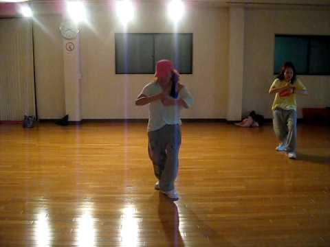 marques houston circle みやさこダンス練習風景☆ - YouTube