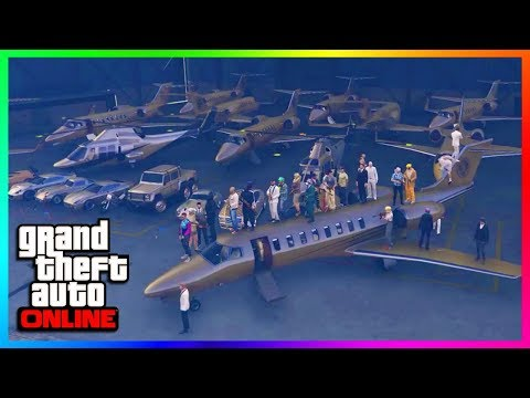 GTA ONLINE BILLIONAIRE'S CLUB PLAYBOY SPECIAL - Most Expensive Vehicles, GTA 5 Mansion Party & MORE!