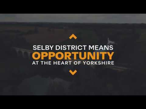 Selby District means opportunity - Stockbridge Technology