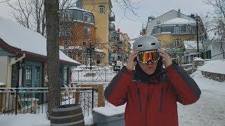 Канадский лыжный курорт Mont Tremblant