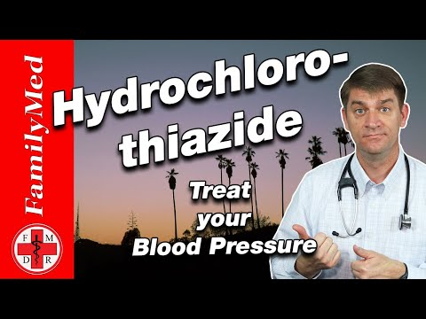 hydrochlorothiazide-for-high-blood-pressure- -most-common-side-effects