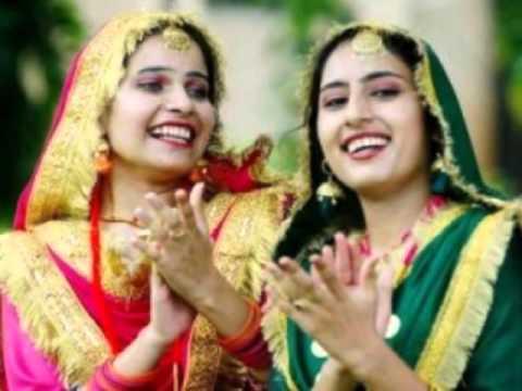 Baari Barsi Khattan   Punjabi Folk By Surinder Kaur