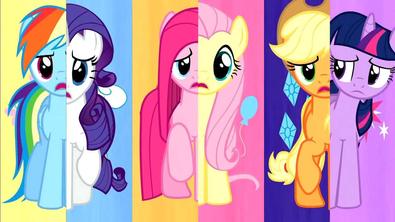 What My Cutie Mark Is Telling Me Song - My Little Pony ... - photo#48