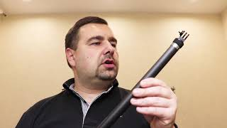 Telesin Extended Edition Selfie Stick Boris360 распаковка