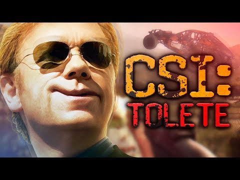 CSI: TOLETE | Dying Light The Following