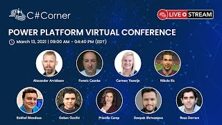 Power Platform Virtual Conference - Day 5 (March 13)