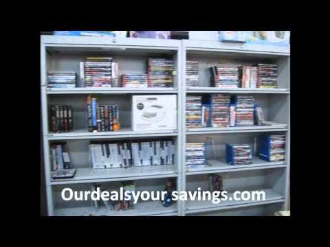 Liquidation And Surplus Warehouse Merchandise