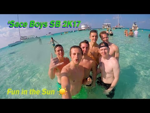 'Sace Boys Spring Break 2017