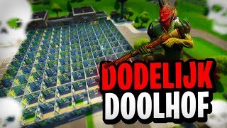 HET DODELIJKE DOOLHOF - Fortnite Mini-Game met Don, Harm & Duncan