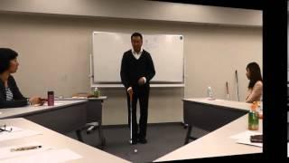 2014年1月24日に開催した「聴くだけなのに上達するゴルフセミナー」のハ...