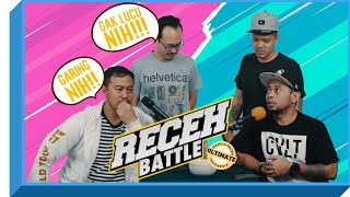 RECEH BATTLE : PANDJI VS MAJELIS RECEH INDONESIA