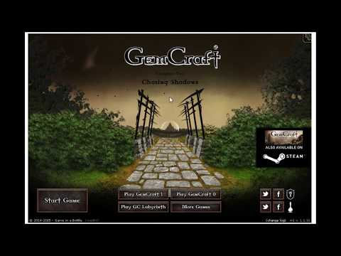 Another Cool TD Game - Gemcraft Chasing Shadows |