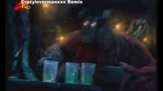 Seeed - Ding (crazylovermanxxx house remix)