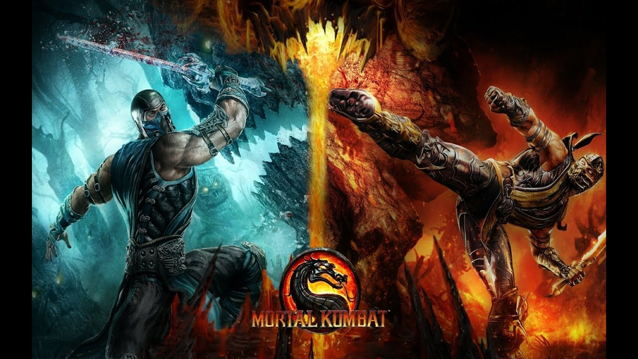 Mortal Kombat Komplete Edition HD Gameplay (M)(HUN)