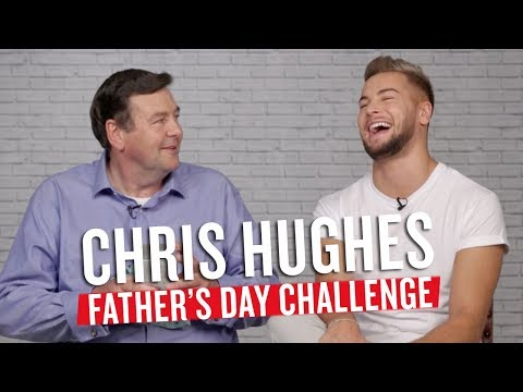 Chris Hughes Challenges His Dad To Love Island Lingo | Father's Day | Superdrug