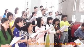 NHỚ VỀ TÌNH MẸ CHA -Trầm Hương,FMSR-AnnaSaomai.