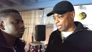 RICHIE AND PIPO KLASS ON DJAKOUT #1 VS KLASS IN NEW YORK CITY 8 DEC 2017