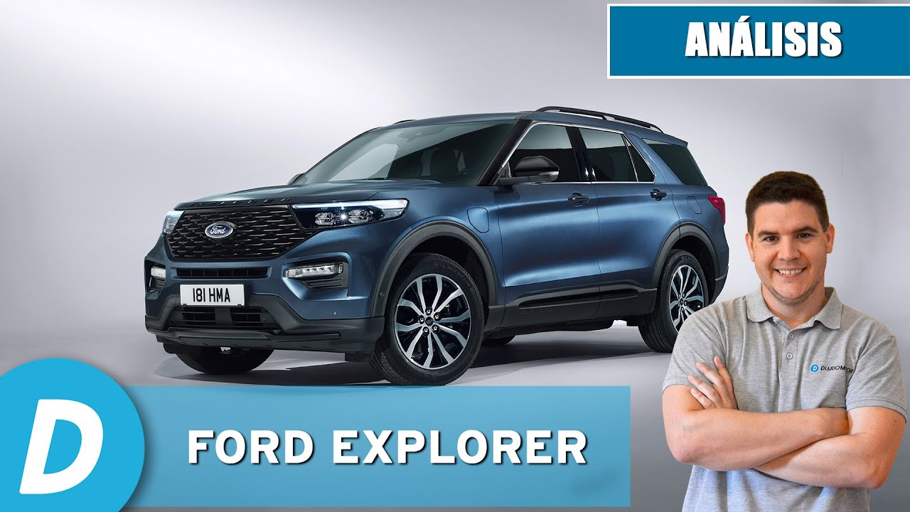 2021 The Ford Explorer Release Date and Concept