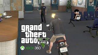 Grand Theft Auto V (Xbox 360) Free Roam Gameplay #17 [1080p]