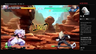 Dragon ball fighter Z parte 9 en directo