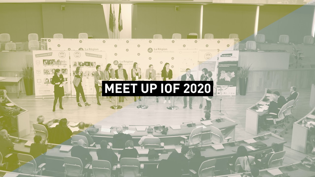 [TEASER IOF 2020] Concours & Meet Up, ce qui vous attend !