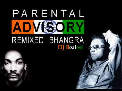 Snoop Dog Bhangra Remix - Hon The Meh Nachna - Dj Realest