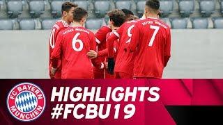 Highlights: 4:0! U19 feiert Schützenfest gegen Stuttgart