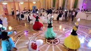 "Танец ""Кесе"" - ""Инкарим"" - 8 747 585 45 08"