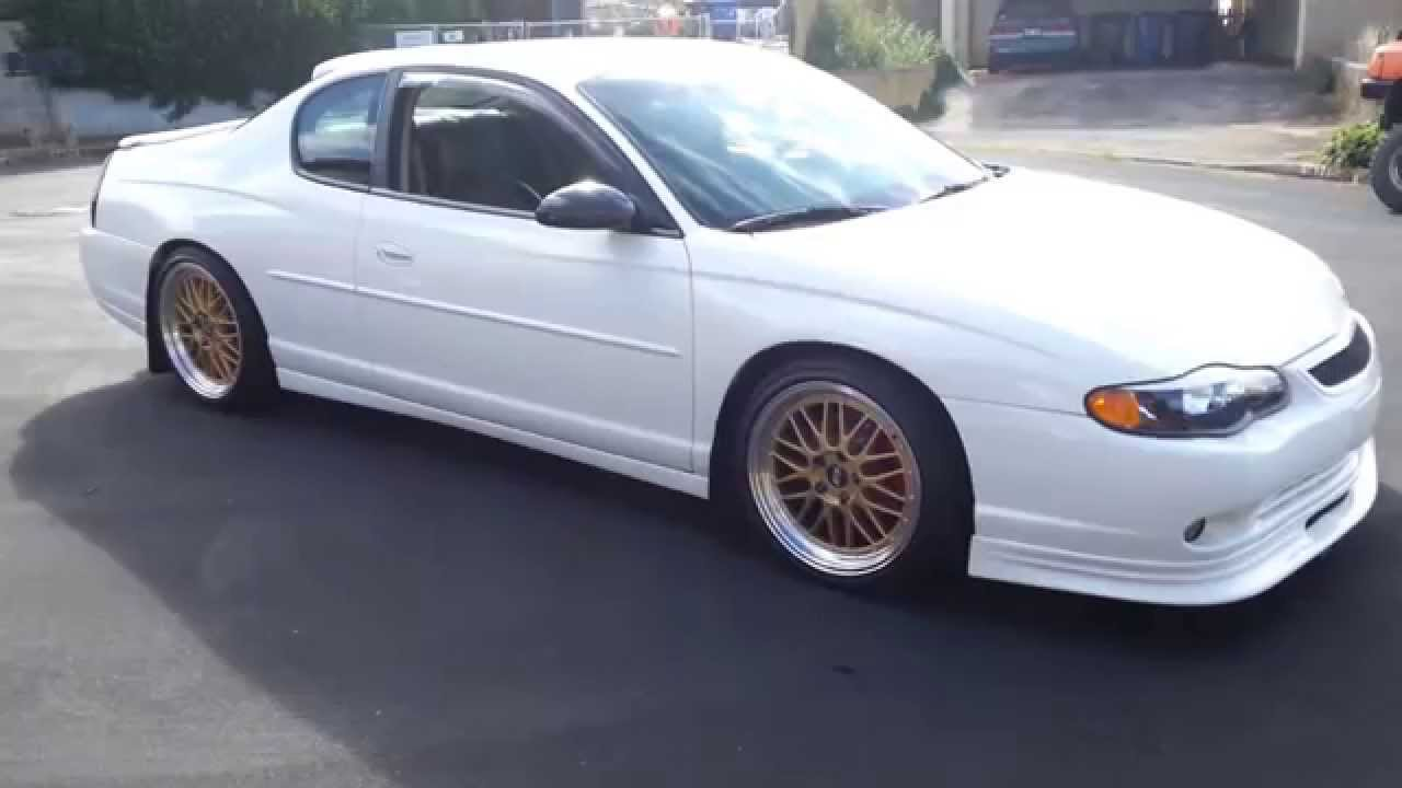 2002 Chevy Monte Carlo Hawaii Stanced Monte Youtube