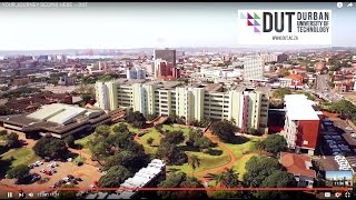 YOUR JOURNEY BEGINS HERE – DUT